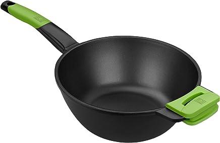 Amazon.es: wok - Sartenes y ollas / Menaje de cocina: Hogar y cocina