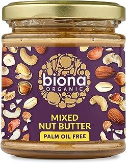 Biona Organic Mixed Nut Butter, 170 g