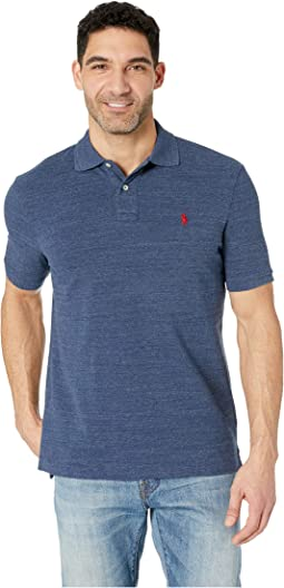 Classic Fit Pique Polo