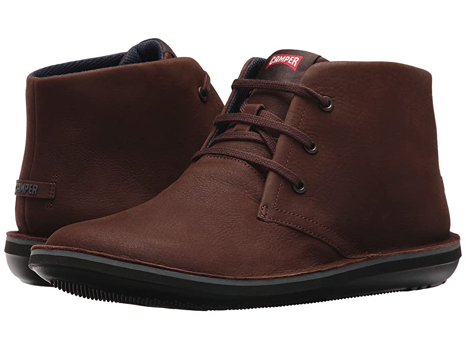 Camper Beetle Hi-36530 (Medium Brown 2) Men