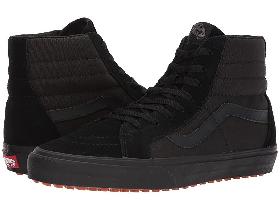 Vans Sk8-Hi Reissue UC X Made for Makers Collection (Black/Black) Skate Shoes