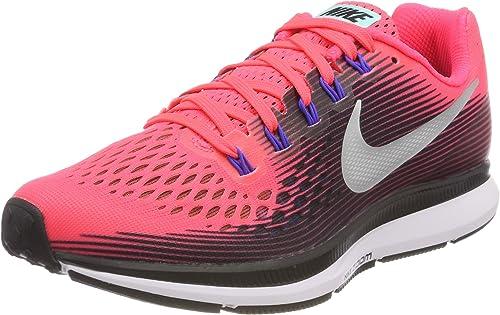 Nike WMNS Air Zoom Pegasus 34, Chaussures de FonctionneHommest Femme