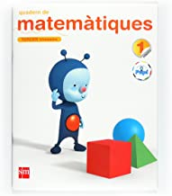 Quadern de matemàtiques. 1 Primària, 3 Trimestre. Connecta amb Pupi - 9788467547016
