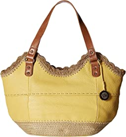 Indio East/West Satchel