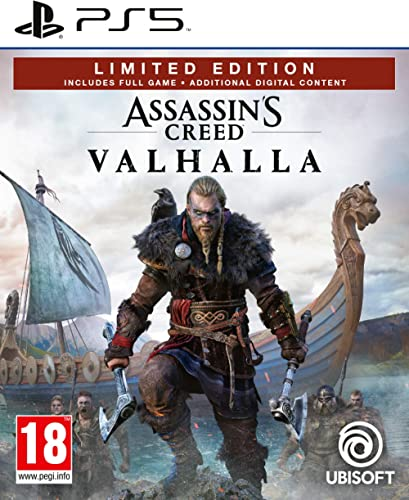 Assassin's Creed Valhalla Édition Limitée Amazon (PS5)