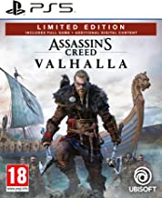 Assassin's Creed Valhalla Amazon Limited Edition (PS5) (Exclusive to Amazon.co.uk)