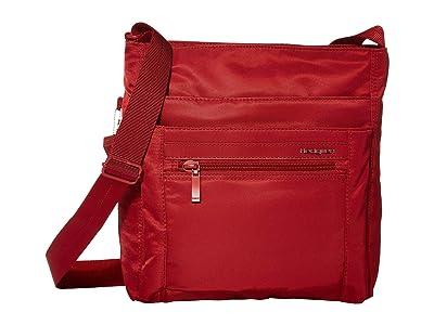 Hedgren Orva RFID Shoulder Bag (Sun Dried Tomato) Shoulder Handbags