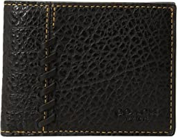 COACH - Rip & Repair Slim Billfold