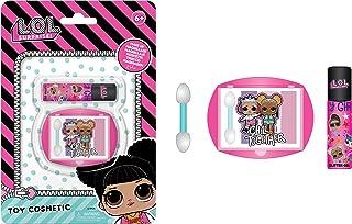 Kids Toy Cosmetic (Eyeshadow, Lip Gloss & Glitter Gel) - LOL Surprise!