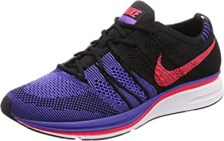 Best nike flyknit trainer red black Reviews