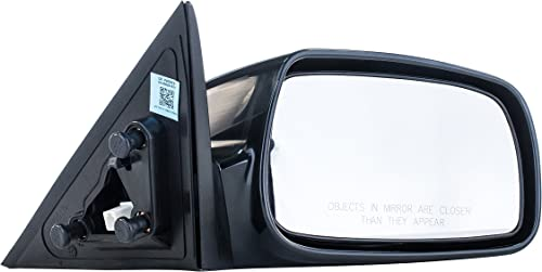 Replacement Mirror Glass fits NISSAN SUNNY 92 TO 95 - RIGHT
