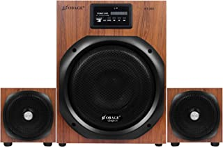 Obage HT-303 2.1 Home Theaters Bluetooth Speakers with Bluetooth 5.0, AUX, FM, USB