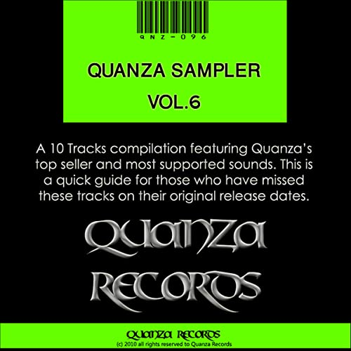 Quanza Sampler, Vol  6 by Various artists on Amazon Music