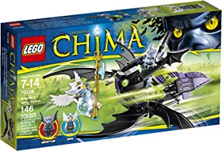LEGO Chima 70128 Braptor's Wing Striker (146 PCS)