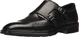 ECCO Shoes Men's Illinois Double Monk Strap Oxfords