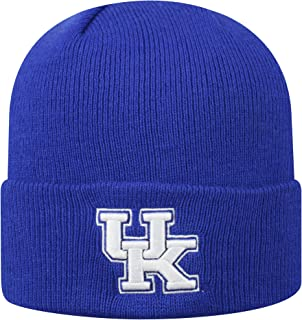 the best attitude c440a 832aa Top of the World NCAA Men s Cuffed Knit Hat Team Icon