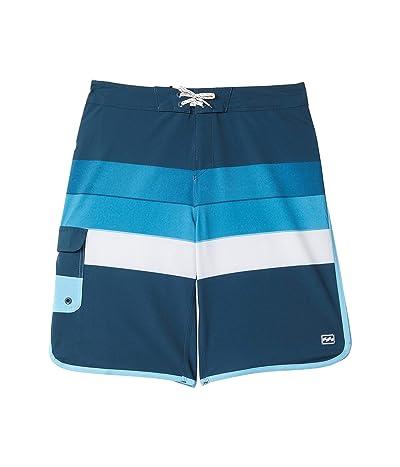 Billabong Kids 73 Stripe Pro Swim Shorts (Big Kids) Boy