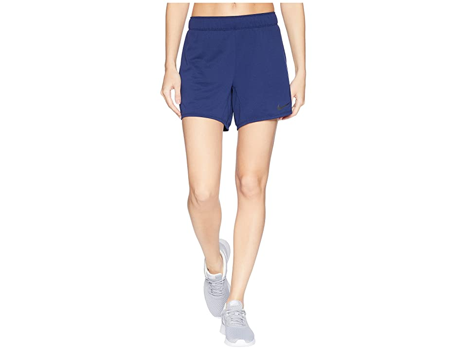Nike Flex Attack Training Short (Binary Blue/Black) Women