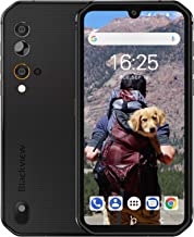 Rugged Unlocked Phone, Blackview BV9900E Smartphone, 6GB+128GB ROM Helio P90, Android 10 Unlocked...
