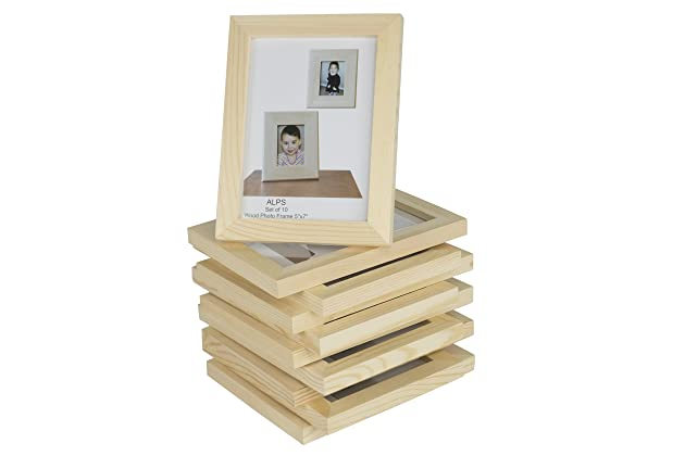 Best Wooden Picture Frames For Crafts Amazoncom