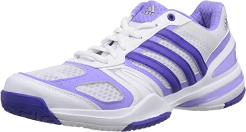 Adidas Perforhommece Rally Court, Chaussures de Tennis Femme