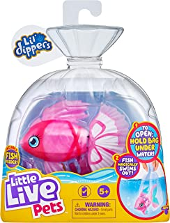 Little Live Pets Lil' Dippers - Water Activated Unboxing - Bellariva