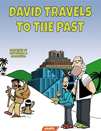 David travels to the past (Uncut edition Book 1)