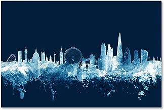 michael tompsett london skyline