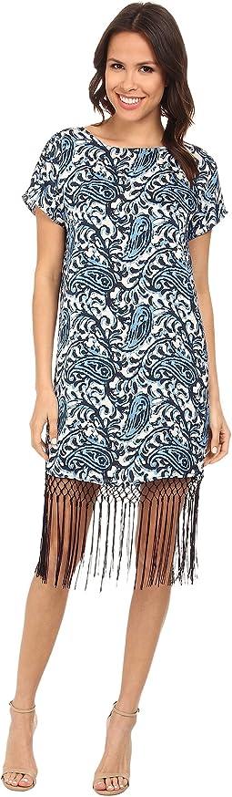 Kathumar Fringe Dress
