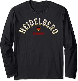Heidelberg | Vintage Germany Heidelberg Long Sleeve T-Shirt