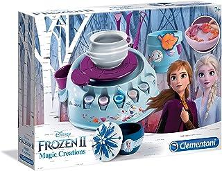 Clementoni 18519 Frozen 2 Magic Creations Set for Children, Ages 7 Years Plus, Multicoloured