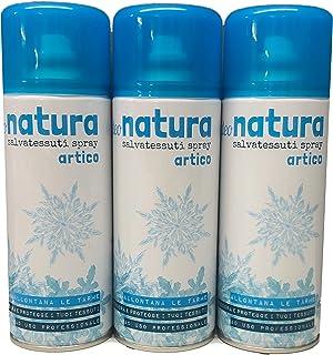 Rampi Désodorisant en Spray pour intérieur de Maison, idéal pour Les Tissus, Rideaux, Chaussures, Voiture, etc. 400 ML Artico