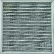 6 STAGE ELECTROSTATIC AIR FILTER HOME WASHABLE PERMANENT LASTS A LIFETIME FURNACE OR A/C USE NON-RUSTING ALUMINUM FRAME HEAVY DUTY HIGH DUST HOLDING CAPACITY JUST RINSE DRY & REUSE (20X20X1)