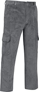 Vesin Pana-Gr-42 - Pantalon pana multibolsillos l5000