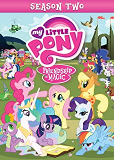 My Little Pony Friendship Is Magic: Season 2