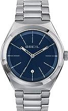 Orologio Breil collezione BEND movimento solo tempo - 3h quarzo e bracciale in acciaio da Uomo