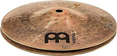 Meinl Cymbals Artist Concept Model - Benny Greb Crasher Hi-Hat Cymbal - 8 Inch