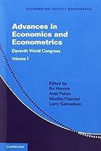 Advances in Economics and Econometrics 2 Paperback Volume Set: Theory and Applications, Eleventh World Congress