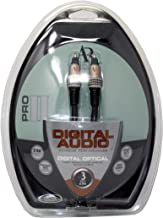 AUDIOVOX Acoustic Research PR180 Fiber Optical/Toslink Digital Cable (3 feet) - PR180N