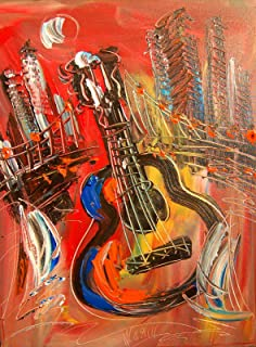 Best piano abstract art Reviews