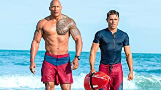 Unique Posters Actor Zac Efron Dwayne Johnson Baywatch Movie Poster/Print 12 X 18 Inch Ultra HD Multicolour Unframed Rolled Great Wall Décor