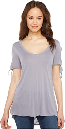 Project Social T - Parsons Cold Shoulder Tee