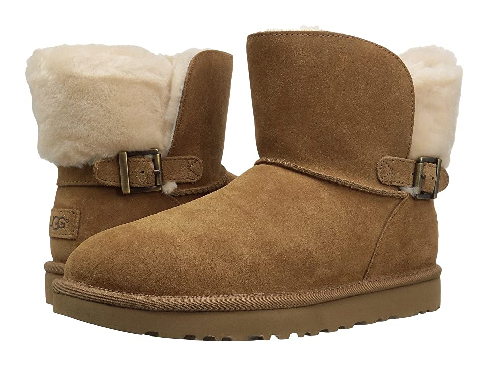 UGG Karel (Chestnut) Women