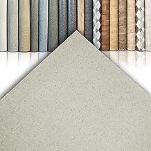 CV vloerbedekking Alberta M01 - extra slijtvaste PVC vloerbedekking (geschuimd) - graniet licht beige - nobele steen look...