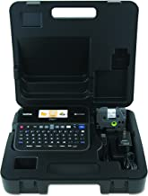 Brother P-touch, PTD600VP, PC-Connectable Label Maker with Full Color Graphical Display,..