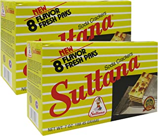 sultana crackers