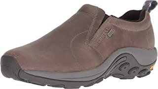 Merrell Mens Jungle Moc Leather Waterproof Ice+ Moccasin