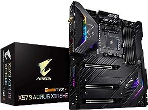 GIGABYTE X570 AORUS Xtreme (AMD Ryzen 3000/X570/E-ATX/PCIe4.0/DDR4/Aqantia 10GbE LAN/RGB Fusion 2.0/Fins-Array Heatsink/3x...