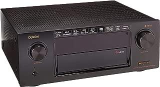 Denon AVRX4400H 9.2 Channel Full 4K Ultra HD Network AV Receiver with HEOS, Black