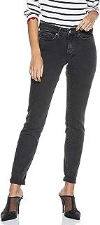 Calvin Klein Women's J20J208935-Charcoal Calvin Klein Jeans Skinny Jeans for Women - Charcoal